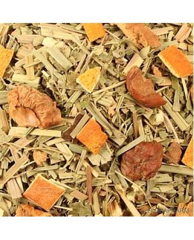 Mahe raudrohu ürdi apelsini-taimetee