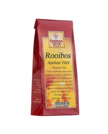 Rooibos Orange Chil