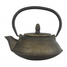 Cast Iron teapot Maoming 0,8 L Gold